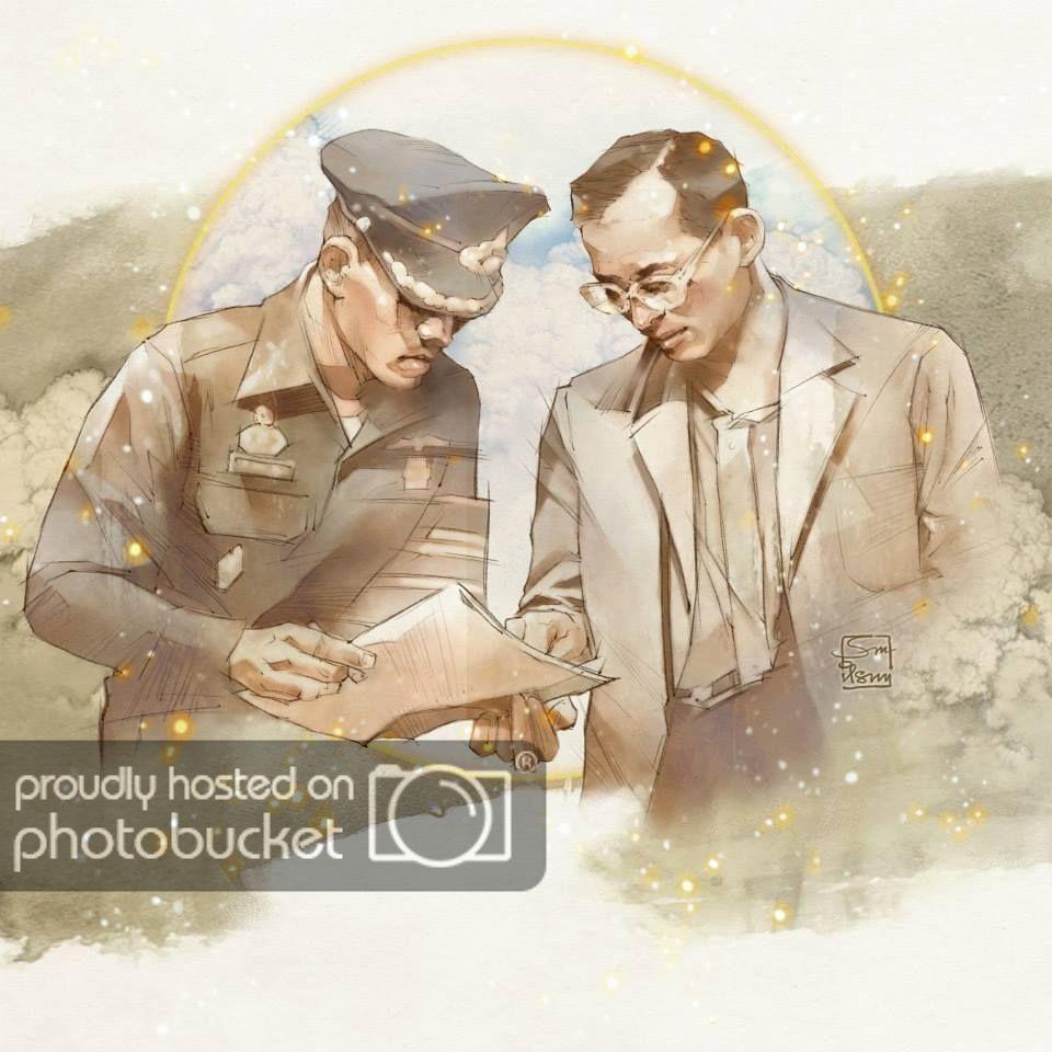 How To สอน Cg สอน Photoshop สอนวาดการ ต น สอนดรออ ง สอนกราฟฟ ค แบ งป นเทคน ค รวมร ป Digital Paint พระบาทสมเด จพระเจ า ราชวงศ ศ ลปะไทย ภาพหายาก