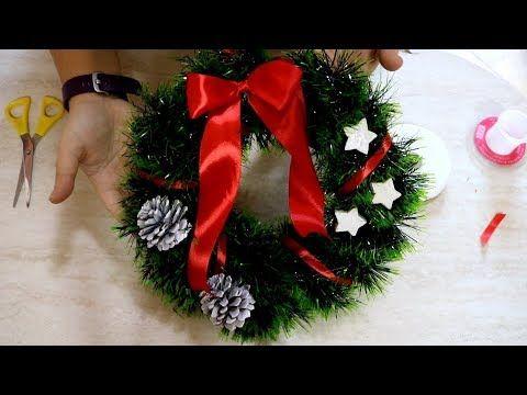 Photo of Corona di Natale fai-da-te