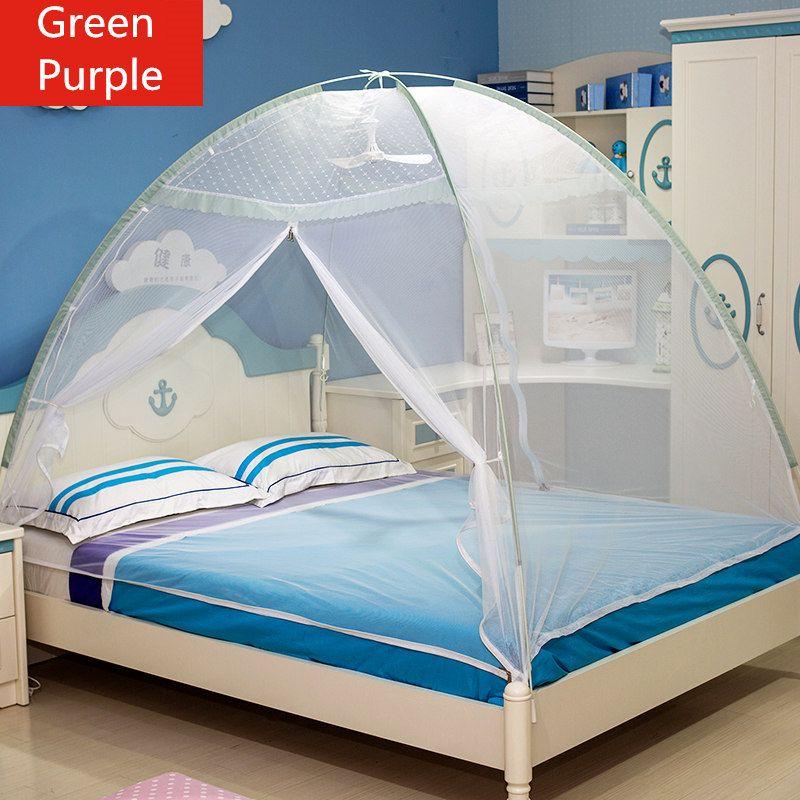 Port til verde p rpura mosquitera adultos mosquiteras for Mosquiteras para camas