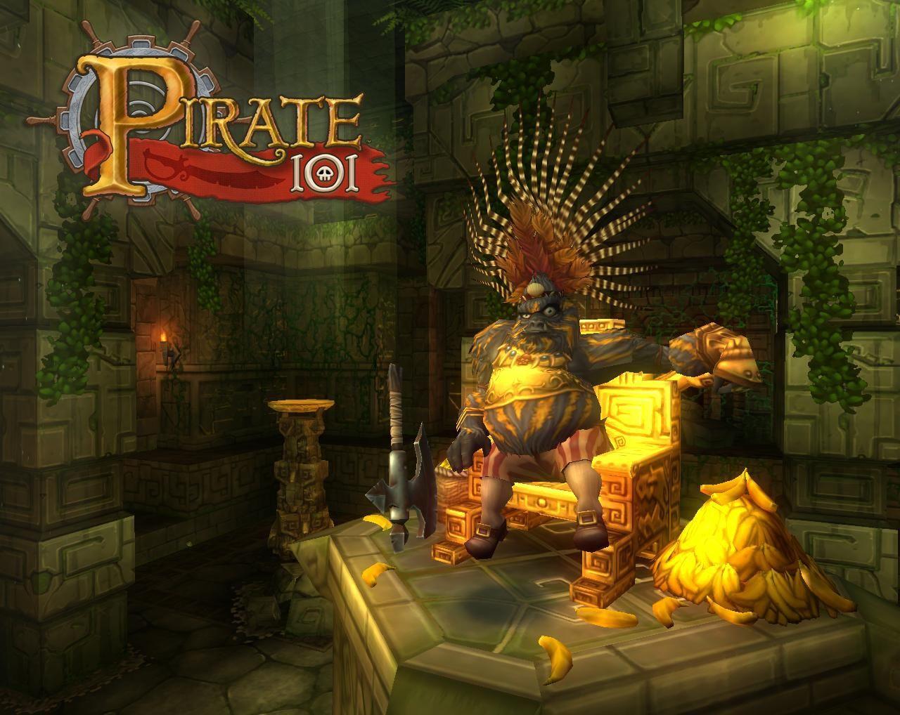 KingsIsle Pirates 101 Great family game! Wizard101