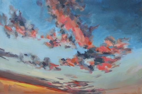 """Twilight"" from Kelly Johnston Art"