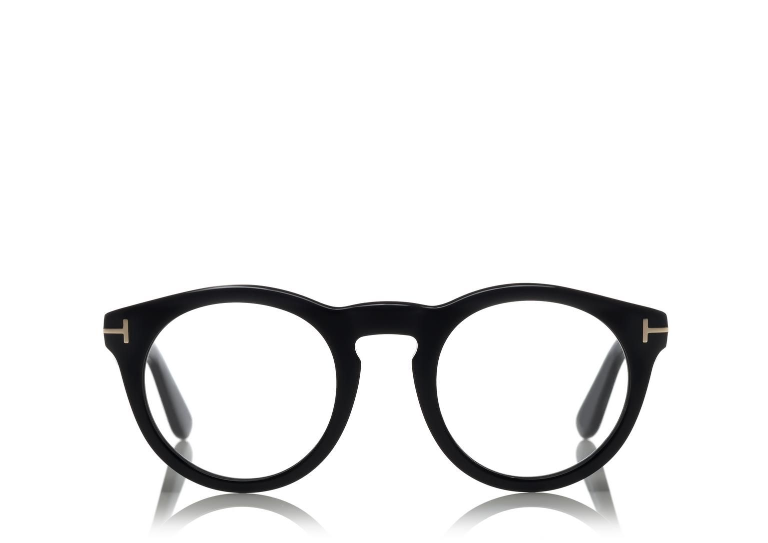 SOFT ROUNDED OPTICAL FRAME | Shop Tom Ford Online Store | TONE ...