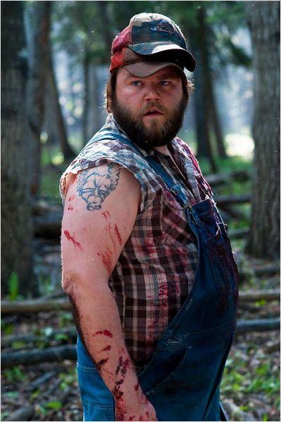 Tyler Labine In Tucker And Dale Vs Evil Tucker And Dale Vs Evil Movie Character Male Big Beards