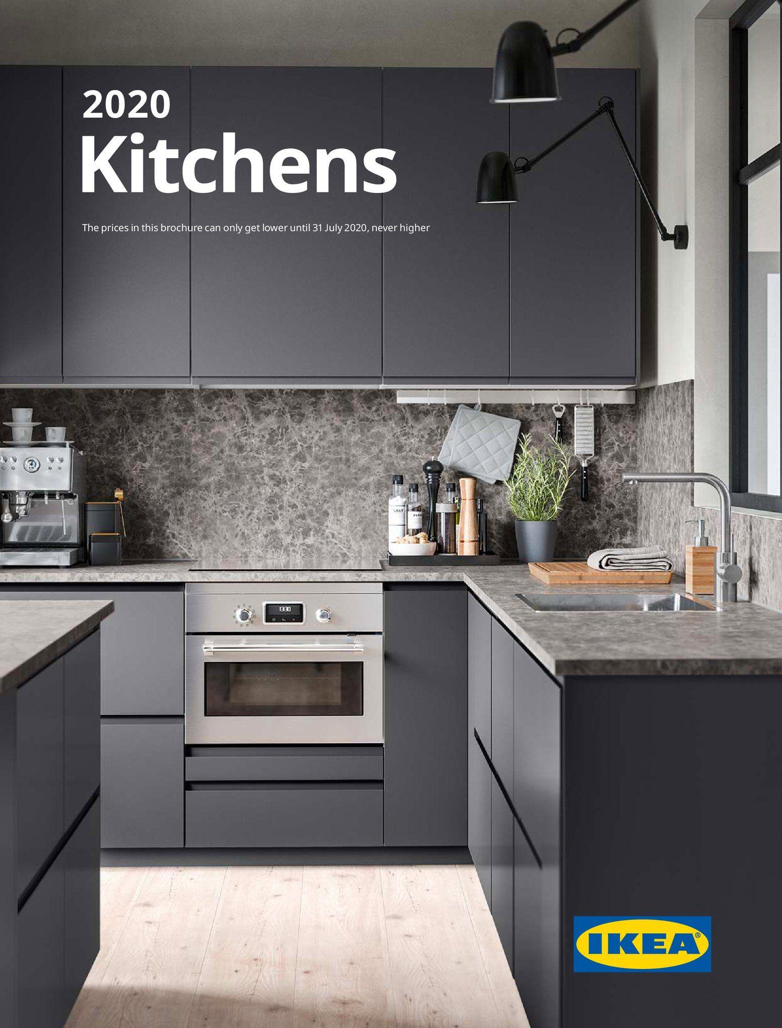 Ikea Kitchen Catalogue 2020 Ikea Kitchen Catalogue Kitchen Inspiration Design Modern Kitchen Cabinet Design