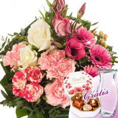 Wirklich Originelle Blumen Mit Leckerer Schokolade Blumen