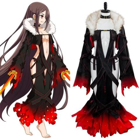 Fgo Fate Grand Order Cosplay Costume Yu Mei Ren Consort Yu Cosplay Costumes Anime Outfits Anime Costumes