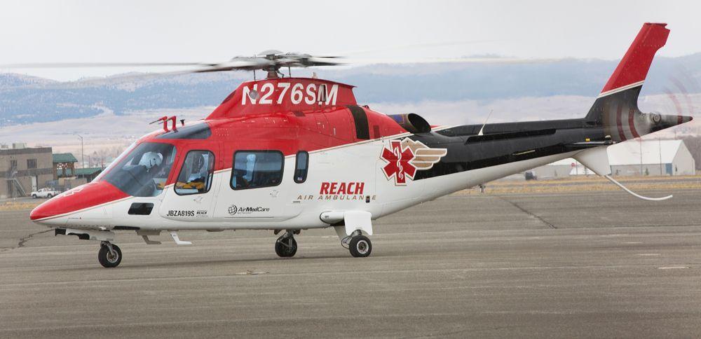 Reach Air Medical Services Opening Roseburg Base Aviationtribune Medical Services Medical Roseburg