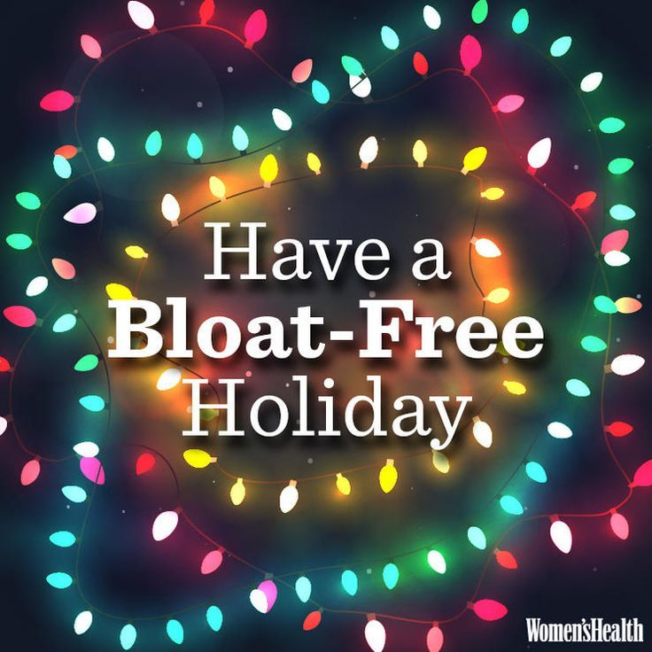 9 Ways To Avoid Bloat During The Holidays