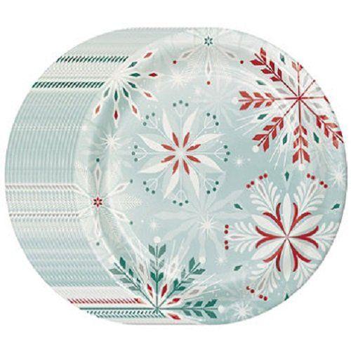 Dixie Christmas Paper Plates. Memberu0027s Mark Wonderland Frost Paper Plates 10.25  (80  sc 1 st  Pinterest & Dixie Christmas Paper Plates. Memberu0027s Mark Wonderland Frost Paper ...