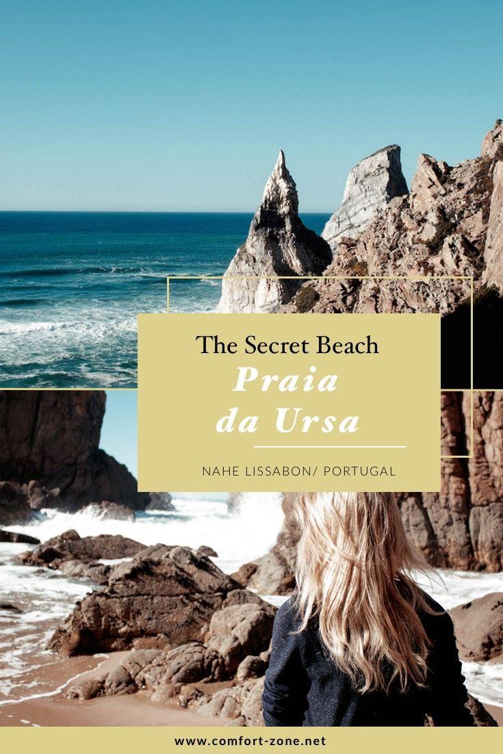 Portugal Praia Da Ursa The Secret Beach Lissabon Portugal Reisen