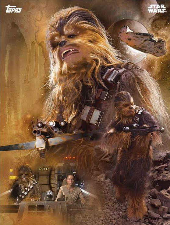 Chewbacca - Plakat
