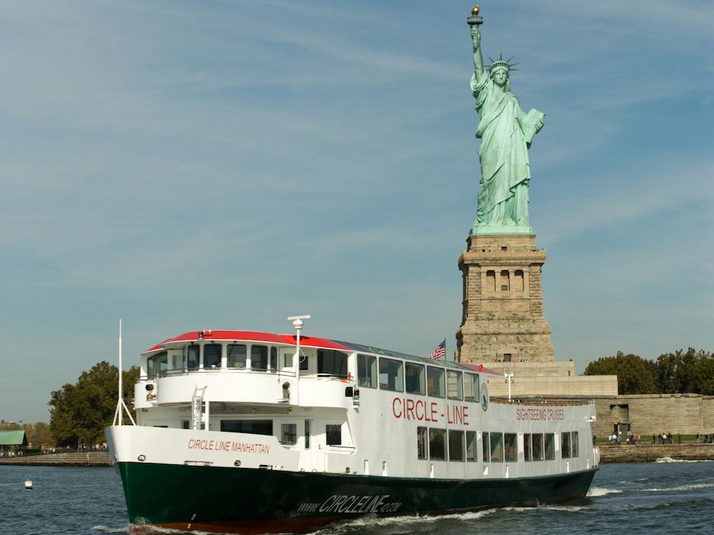 What Are The Best Ways To See The Statue Of Liberty