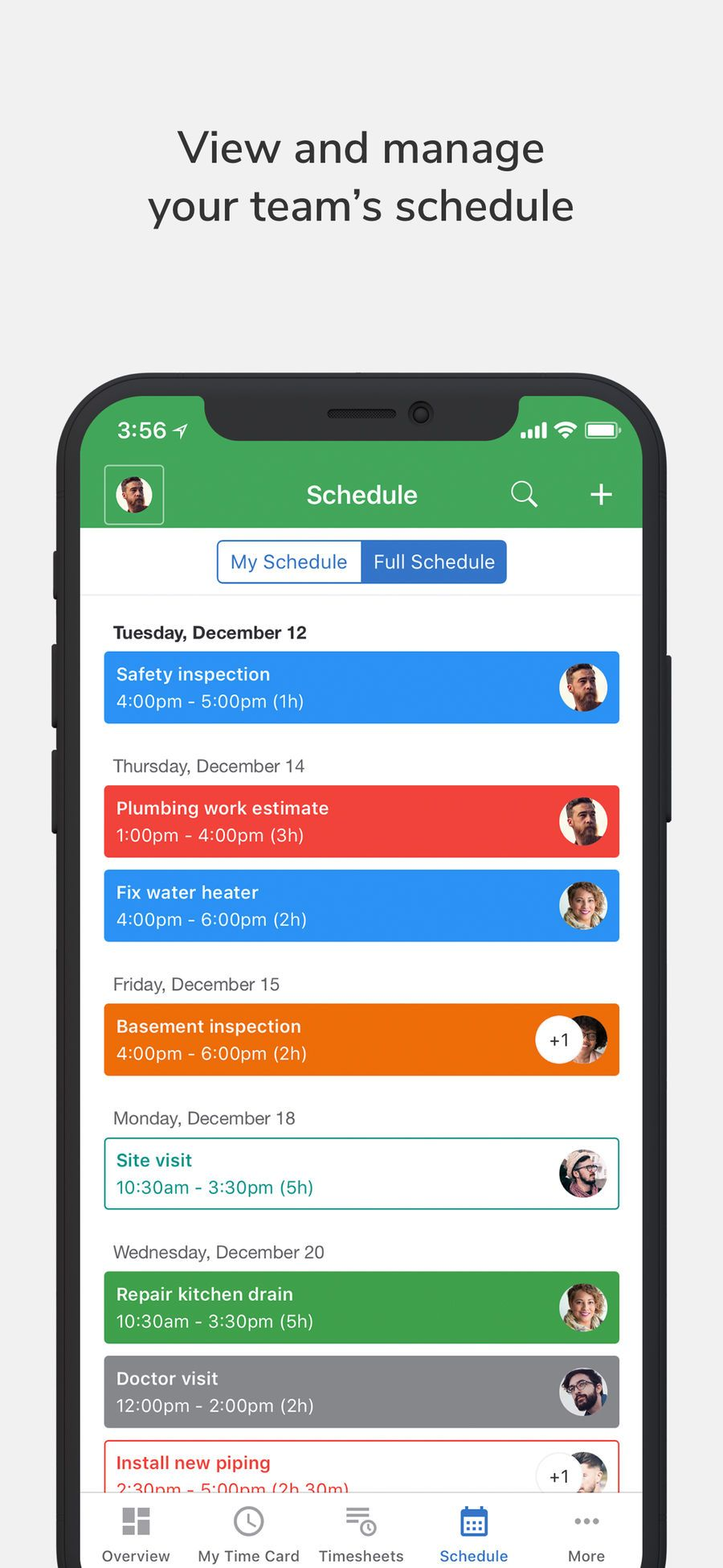 TSheets Time Tracker #Productivity#Business#apps#ios | top iphone