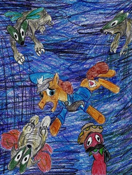Don't Badger Me by Toonamp.deviantart.com on @DeviantArt
