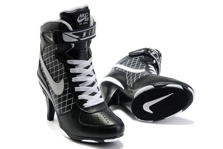 buy popular 9f300 e02e7 Air Force One High Heels Boots | Heels in 2019 | Nike shoes, Nike ...