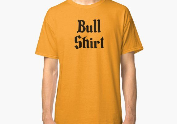 e5f635572 Bull Shirt – Lenny, The Simpsons, '70s | Classic T-Shirt | Products ...