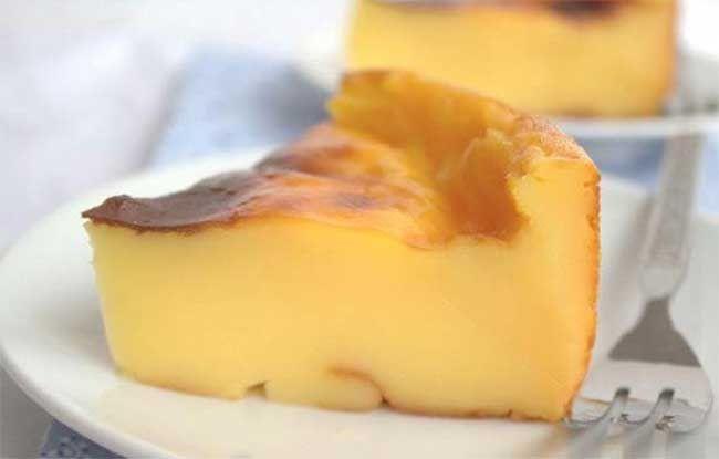 Flan pâtissier léger à 2 SP #dessertlegerfacile
