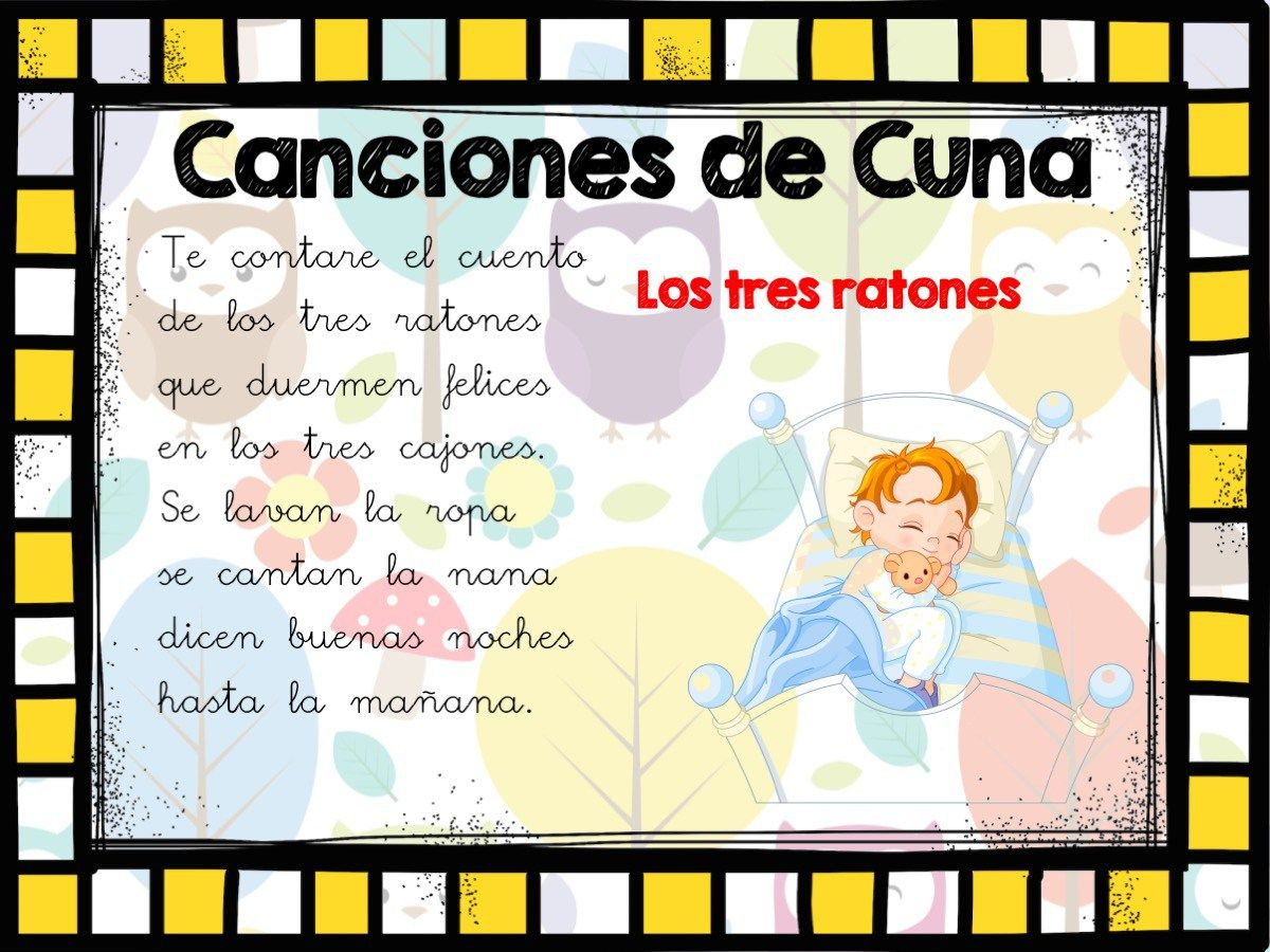 Preciosas nanas canciones de cuna para los m s peques2 poesia pinterest canciones de cuna - Canciones de cuna en catalan ...