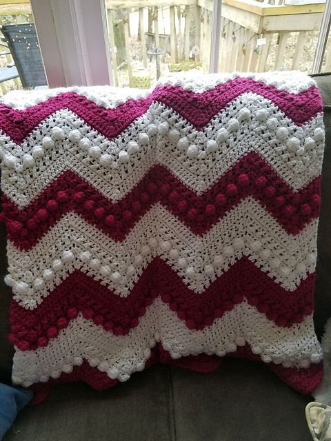 Hugs & Kisses Baby Blanket Crochet Pattern + Video Tutorial ...