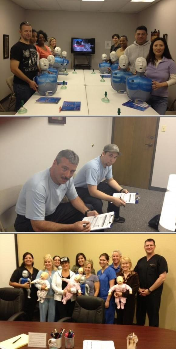 Texas Heart Cpr Training Provides Bls Renewal Aed First Aid