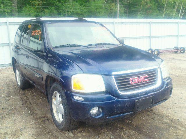 Auction 2003 Gmc Envoy 4 2l 6 Vin No 1gkdt13sx32243758 Gmc