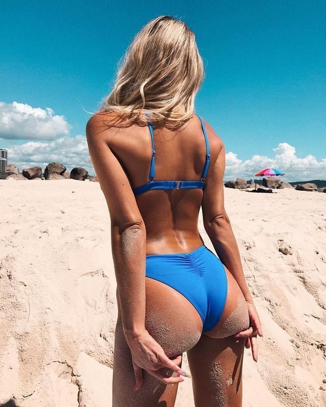 Paulina rubio naked booty