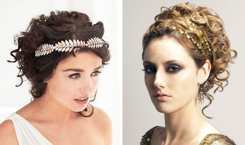 Ancient Greek Hairstyles Greek Hair Ancient Greece Fashion Greek Goddess Hairstyles