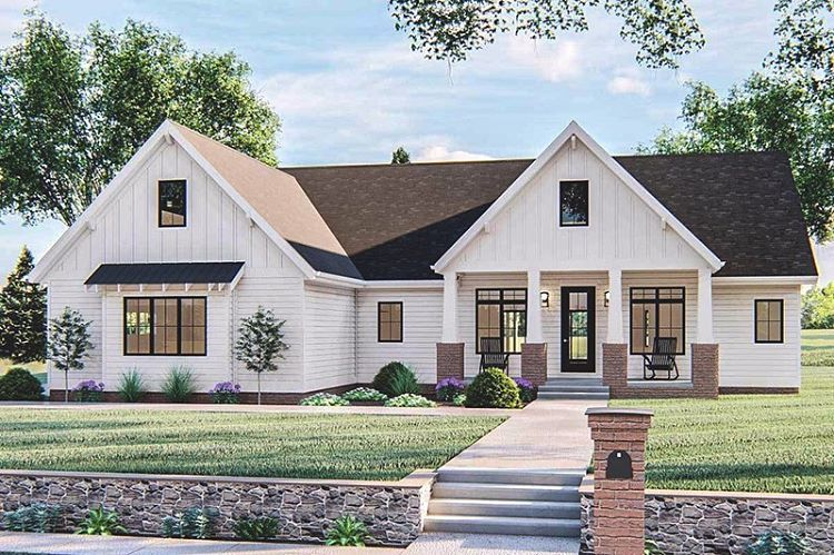 29++ Simple modern farmhouse plans info