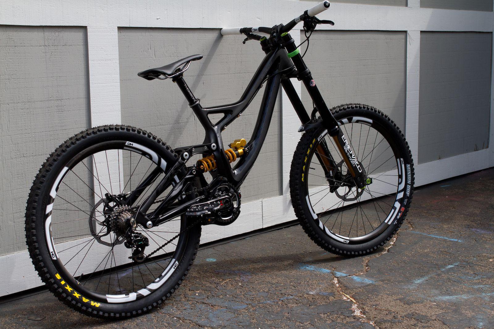 Specialized Demo Downhill Bike Bicycle Bike