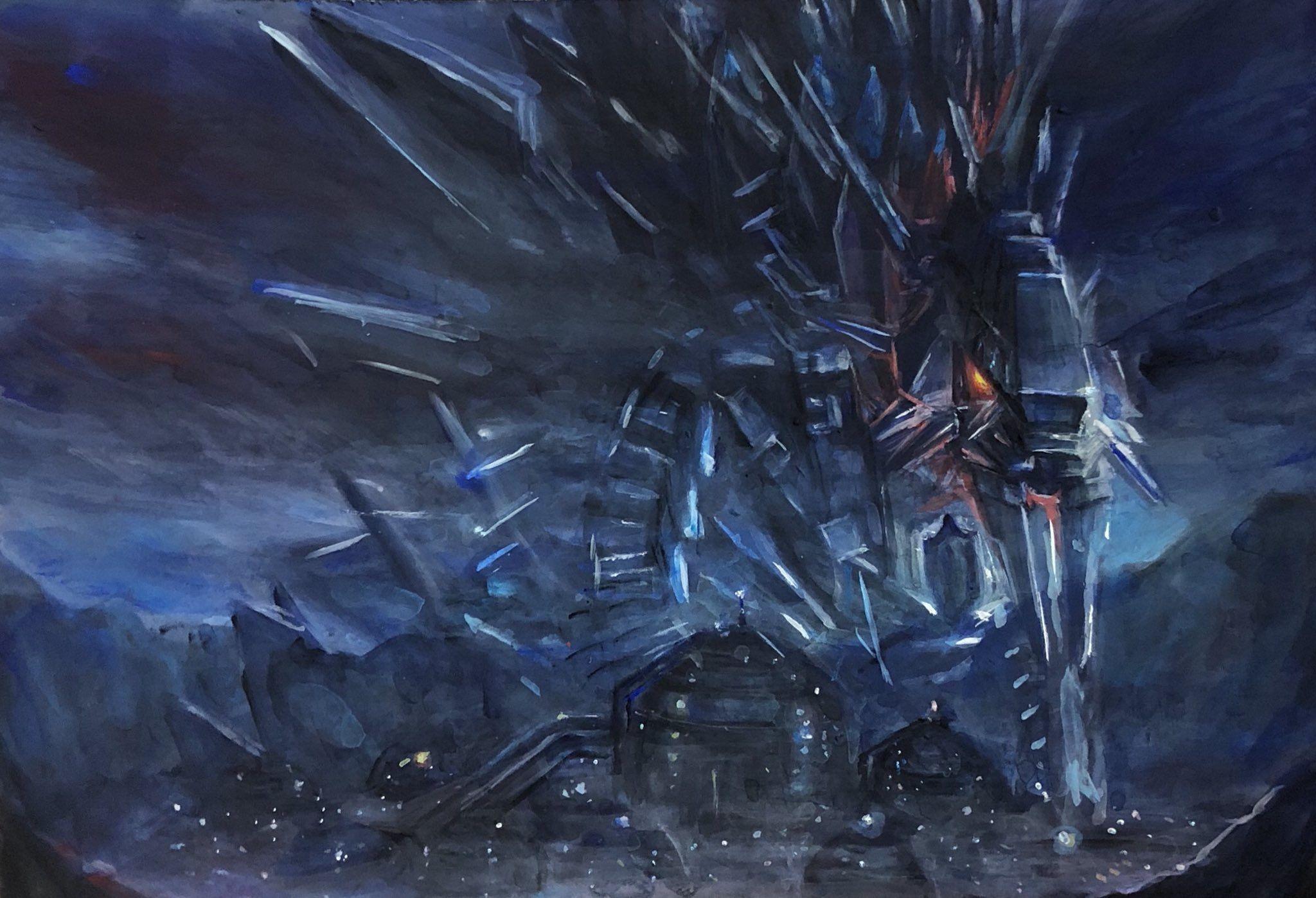 Mechagodzilla (Godzilla anime) (With images) Godzilla