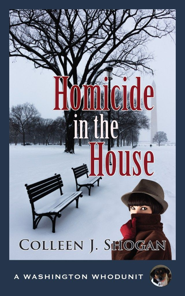 """Making the federal staff members 'flesh and blood' people is another talent of this author's.""  HOMICIDE IN THE HOUSE by Colleen J. Shogan 