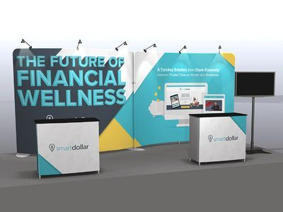 Exhibition Booth Banner : Image result for slack event exhibition booth pop up display