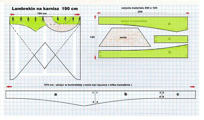 Pin de janeth eugenia en Cortinas   Pinterest   Cortinas y Cenefas