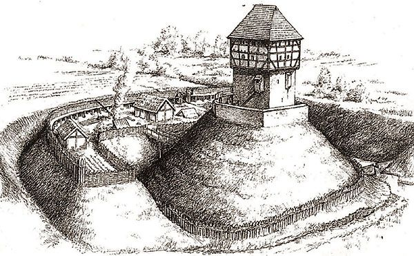 Pin Von Igor Shepelev Auf Istoriya Burg Mittelalterliche Burg Festungen