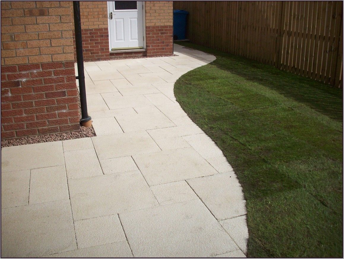 Nice Curved Paving Slabs : How To Install Curved Paving Slabs ...