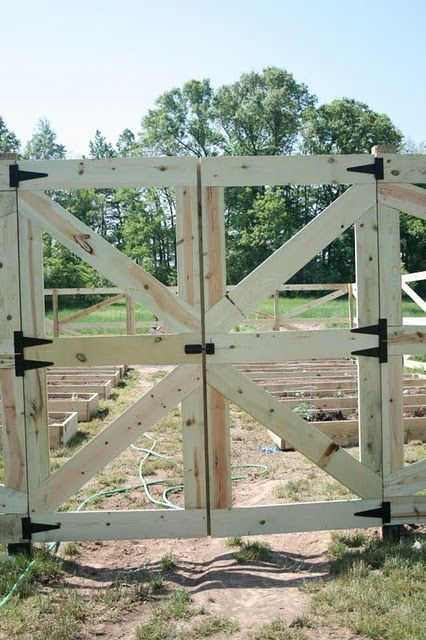 augustfields garden gate