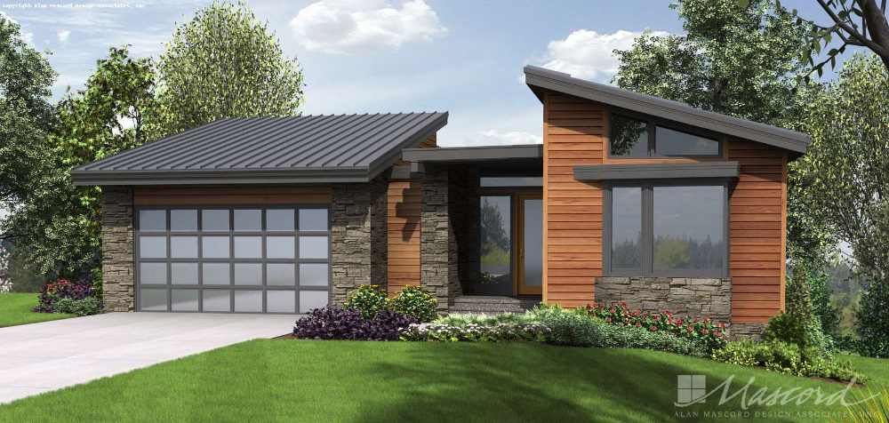 Contemporary House Plan 1330 The Cormac 3242 Sqft 4 Beds 4 Baths Modern Contemporary House Plans Modern Style House Plans Contemporary House Plans