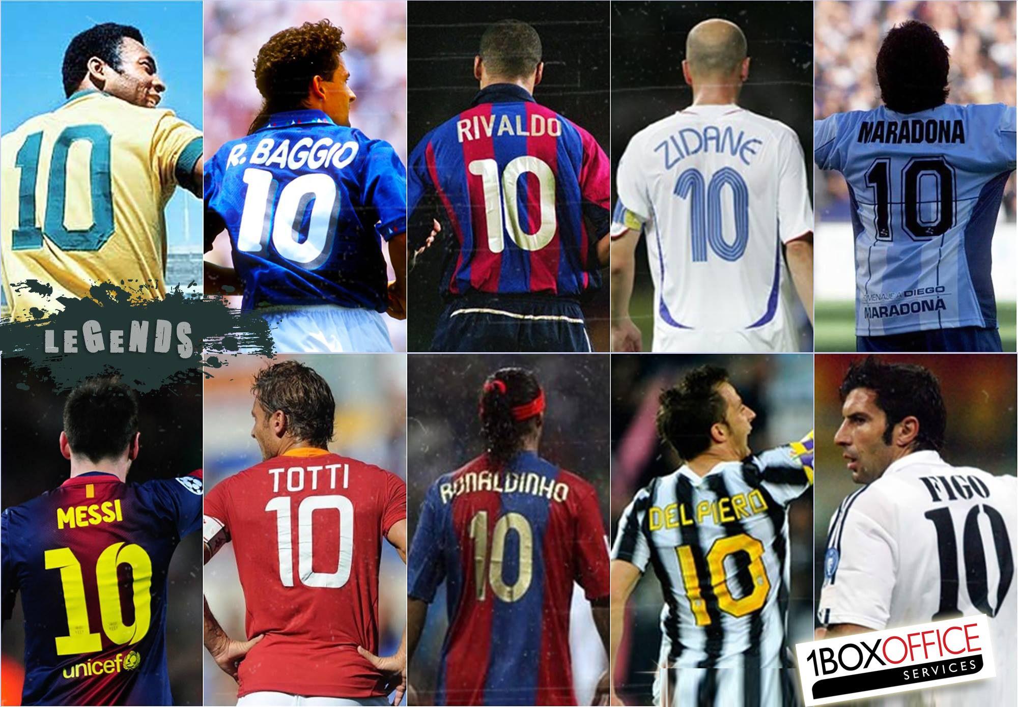 من هو أعظم من إرتدى قميص رقم 10 Www 1boxoffice Com Who S The Greatest To Wear The 10 Jersey Lionel Messi Sport Event Football