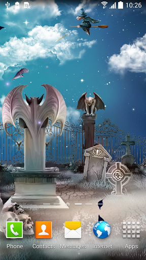 Download Halloween Live Wallpaper Android Apps APK 4330270