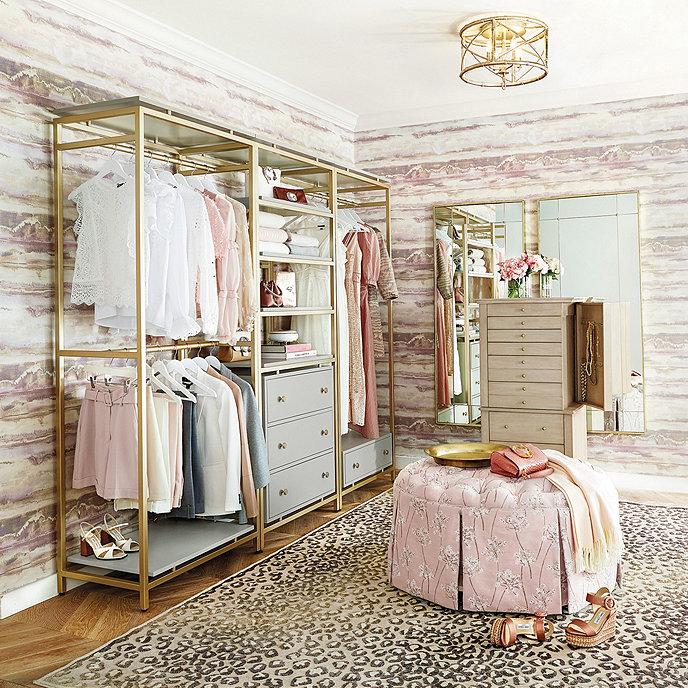 Avery Closet - Long Hanging