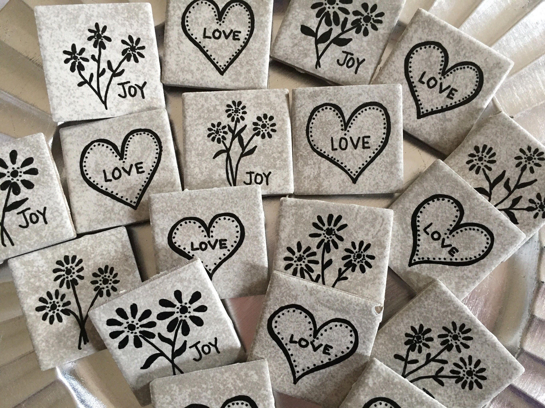 Wedding Favors Magnets Set Of 10 Anniversary Favors Wedding