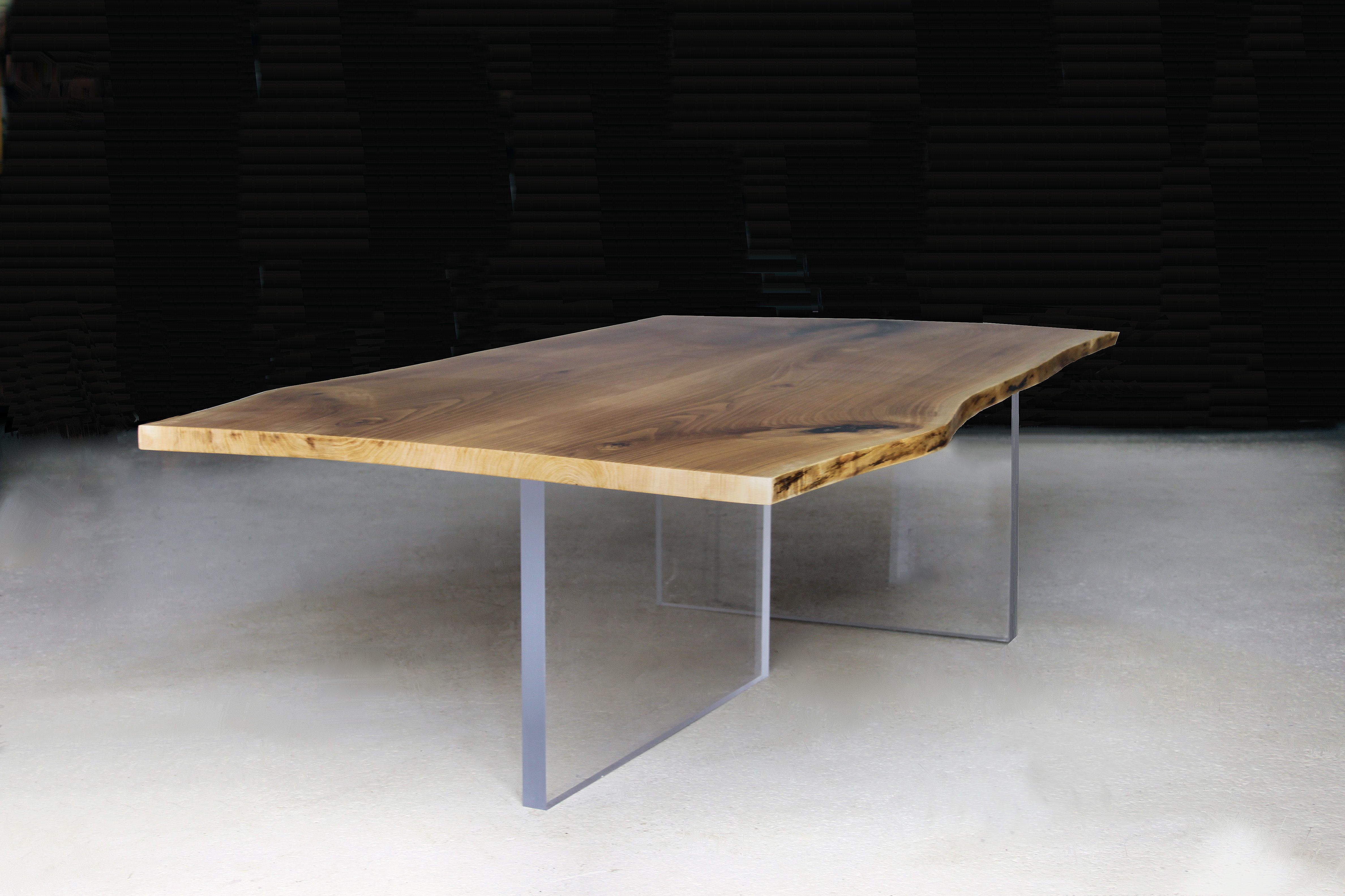 Ray Bachand S Custom Furniture Design At 60nobscot Acrylic Coffee Table Coffee Table Custom Furniture Design [ 3168 x 4752 Pixel ]