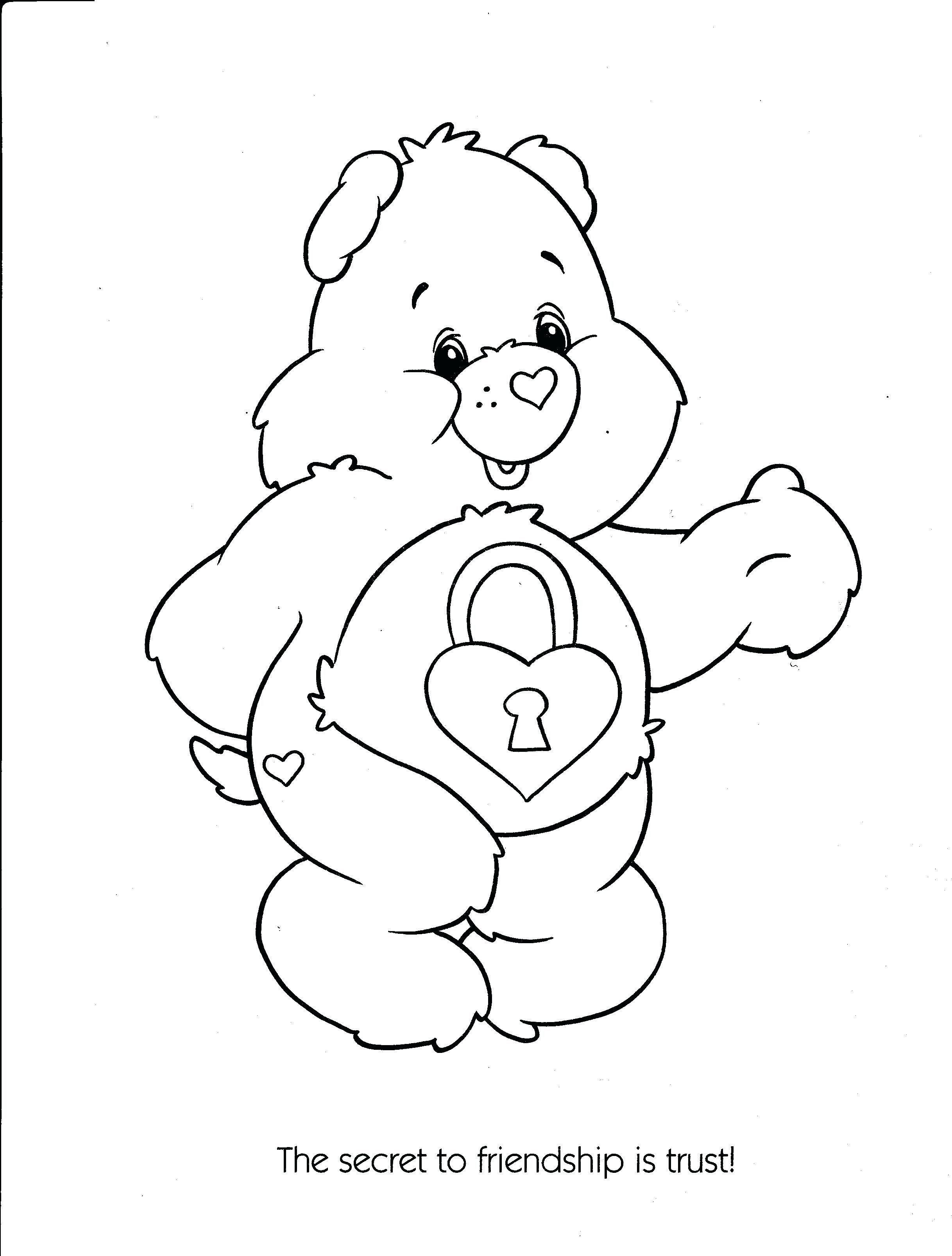 Care Bears Coloring Pages New Of Care Bear Coloring Pages 2 Sabadaphnecottage Bear Coloring Pages Cat Coloring Book Coloring Books