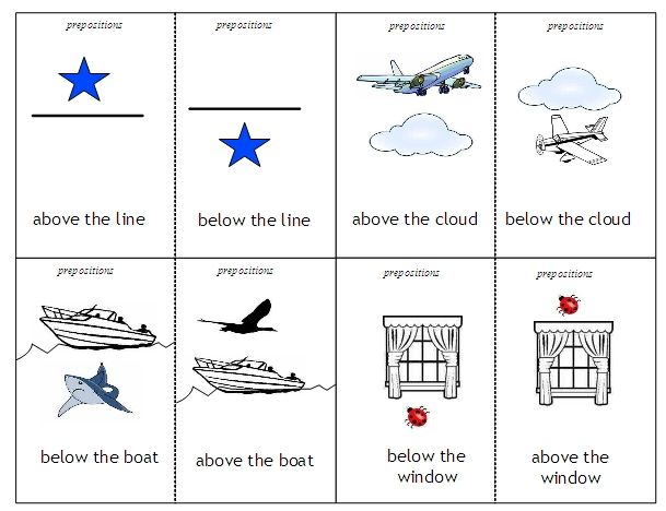 Preposition Worksheets Kindergarten Google Search Prepositions