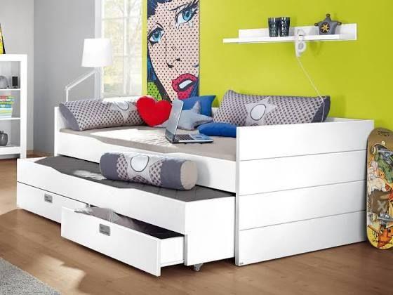 Ausziehbett kinderzimmer  hochbett mit ausziehbett   Kinderzimmer   Pinterest