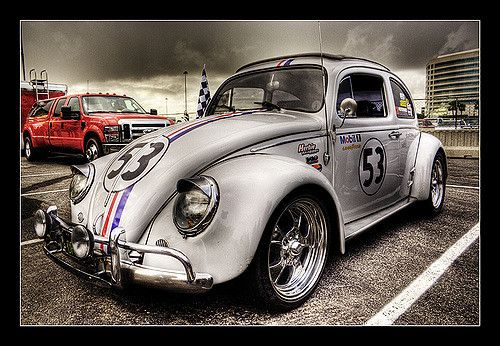 The Love Bug Volkswagen Classic Cars Classic Cars Muscle