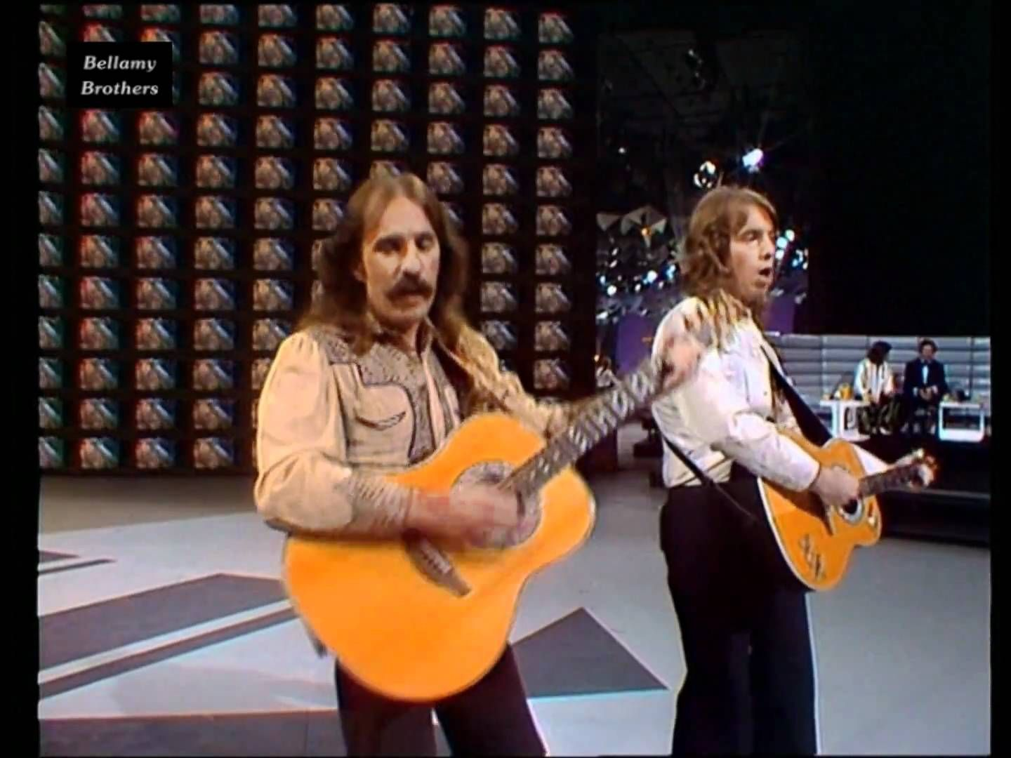 Bellamy Brothers Let Your Love Flow 1976 Hd 0815007 In 2019