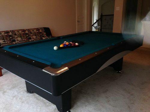 Used Minnesota Fats Pool Tables
