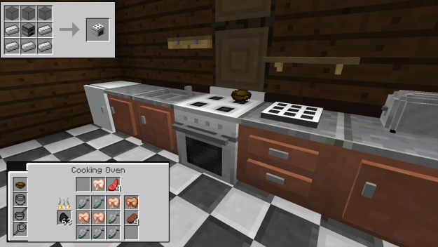 Cooking For Blockheads Minecraft Mods Cooking Kitchen Cabinets Kitchen