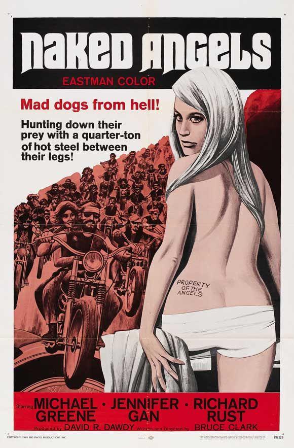 Naked female motocycle movie — img 1
